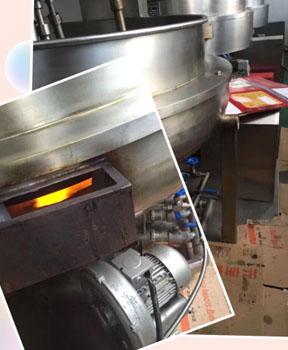 火鍋底料廠案例