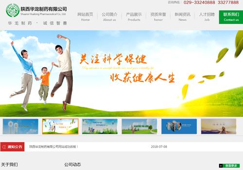 陜西華龍制藥有限公司