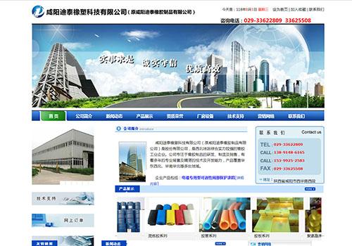 咸陽迪泰橡塑科技有限公司