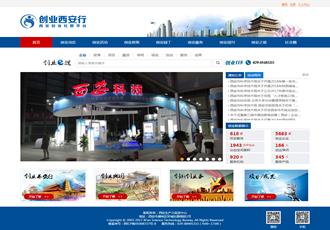 咸陽創業平臺網站建設