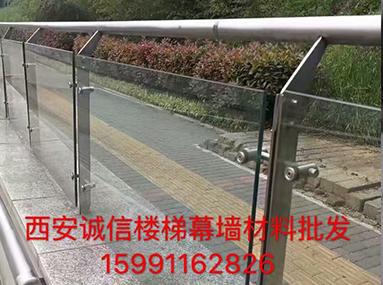 不锈钢楼梯扶手-03