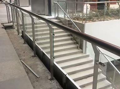 不锈钢楼梯扶手-06