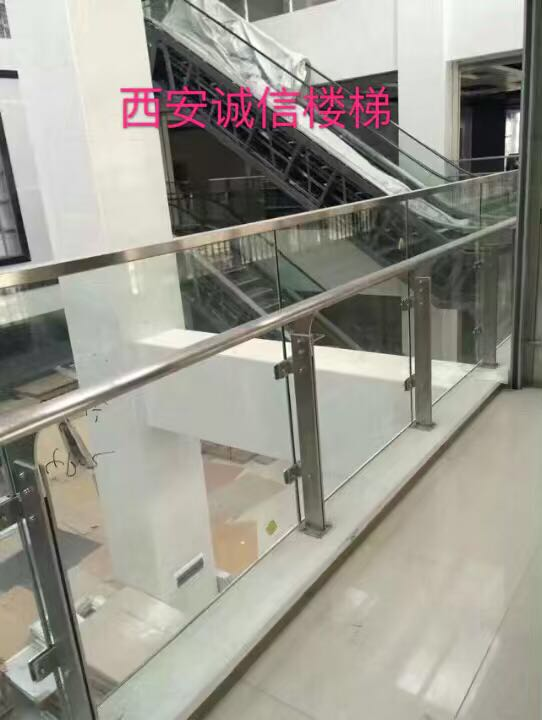 不锈钢楼梯-33