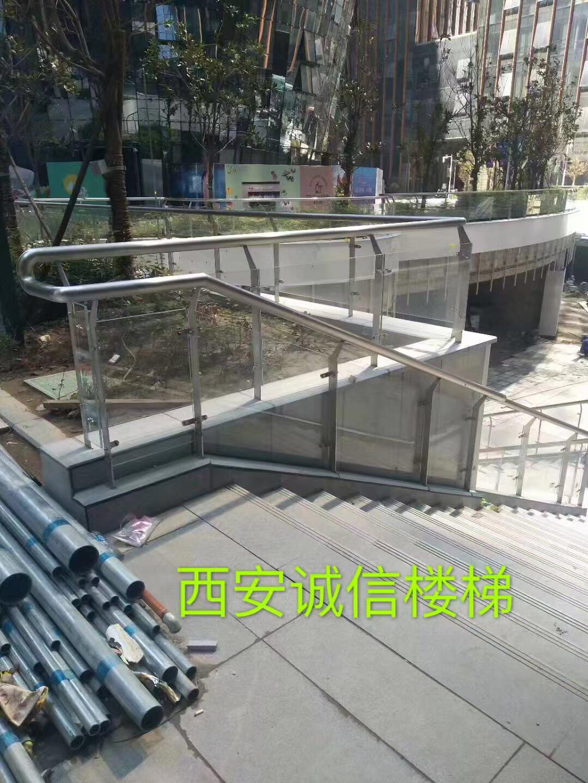 不锈钢楼梯-42
