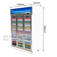 水果風幕櫃為什麽耗電這麽高?