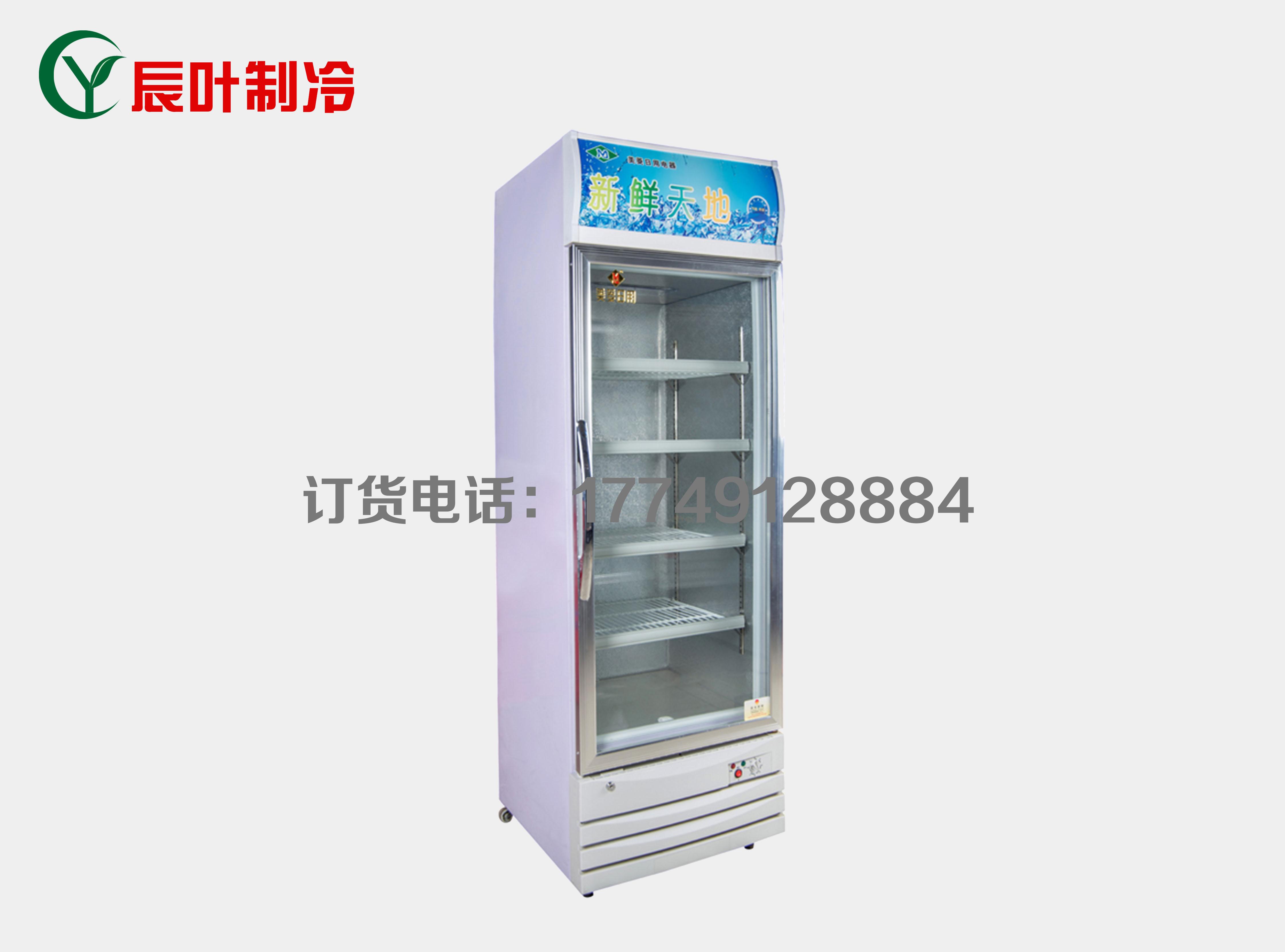 單門冷藏櫃