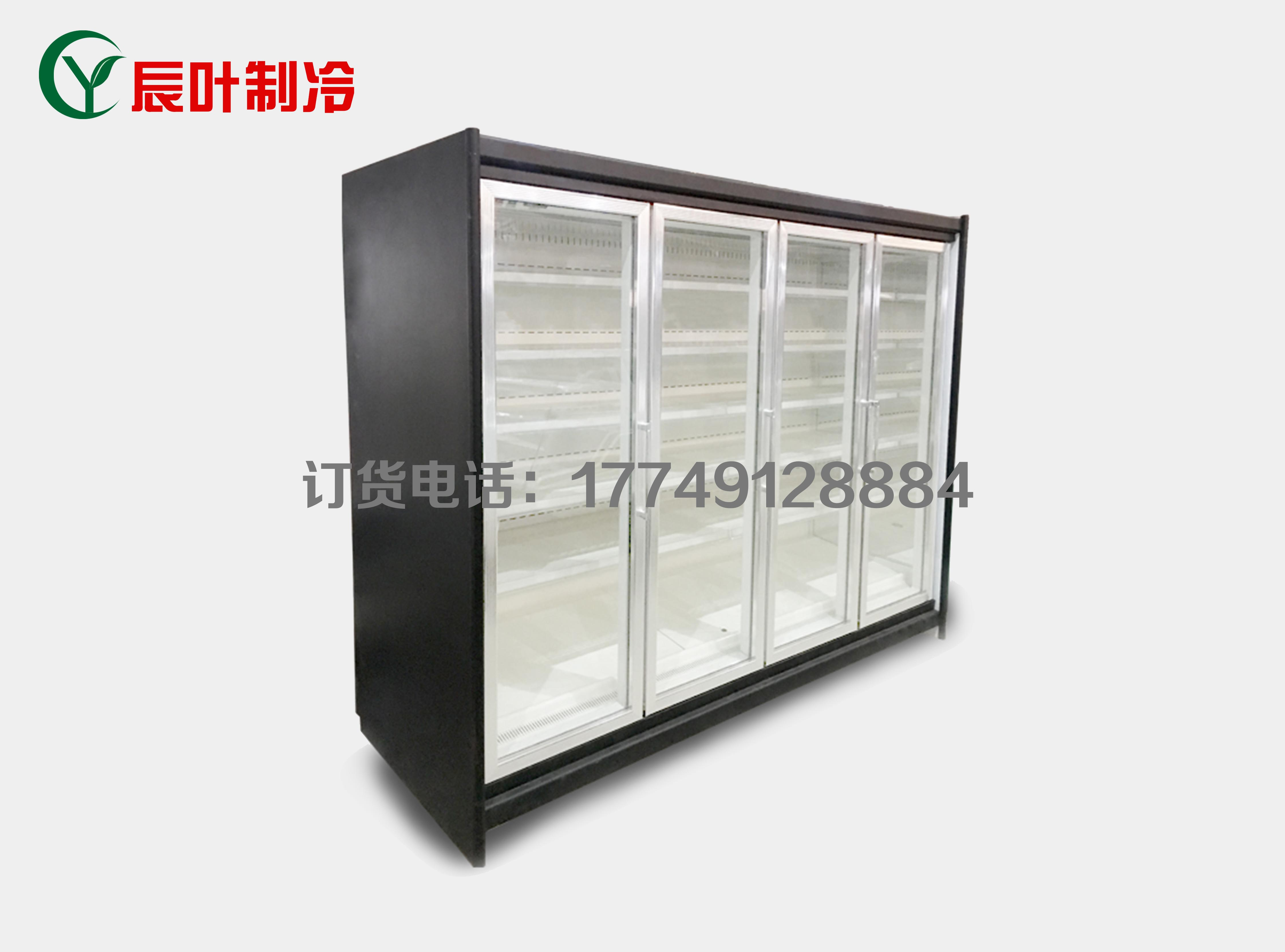 風幕櫃低溫奶櫃