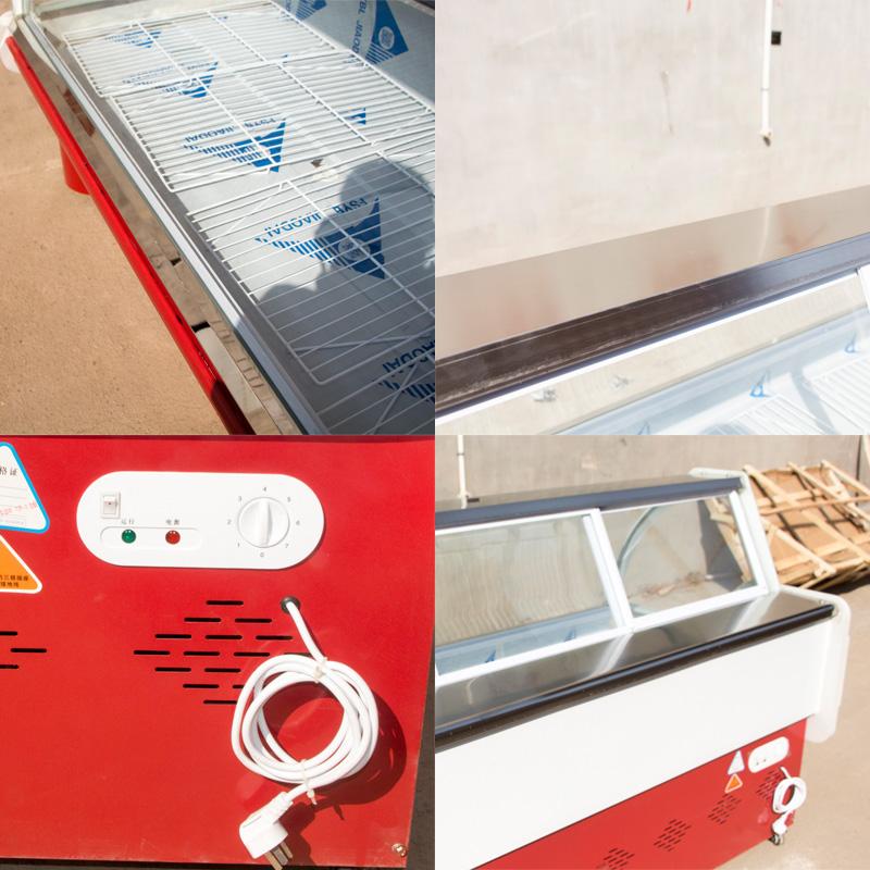 西安2.5米熟食柜