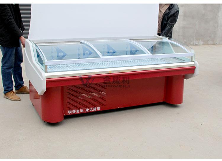 西安冷櫃批發就找陝西精英德撲圈製冷設備