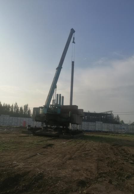铜川静压管桩施工