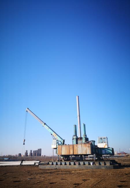 延安素土桩施工