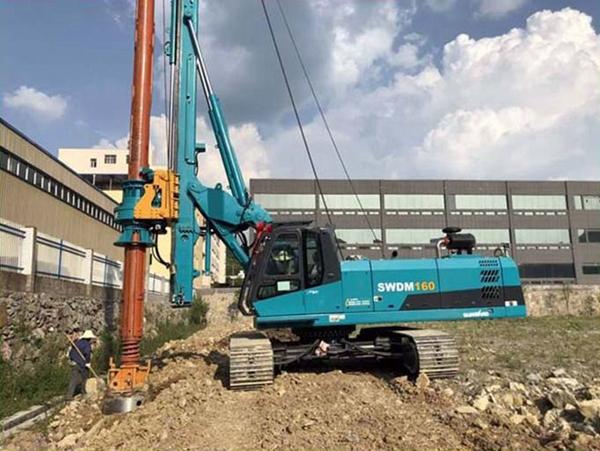 渭南旋挖桩施工