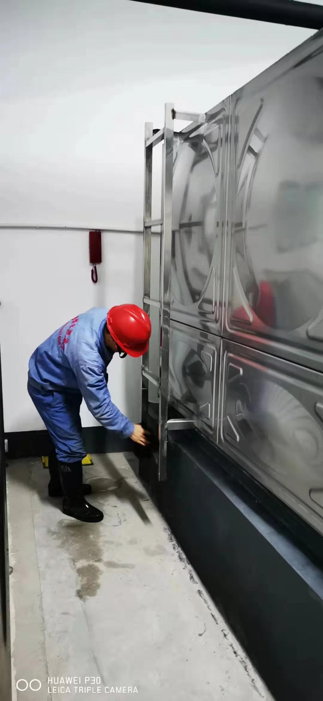 不锈钢水箱清洗