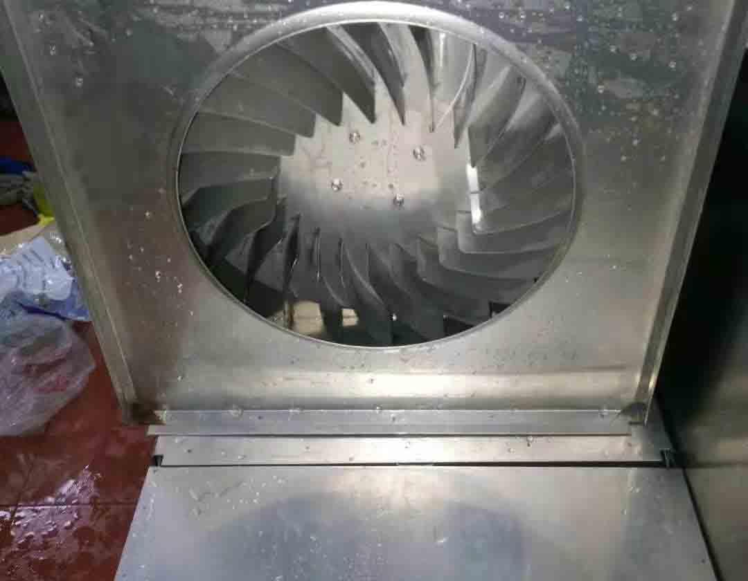 油烟机清洗