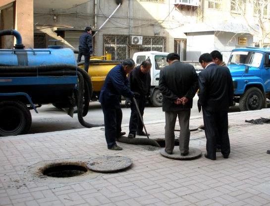 快速解决下水管道堵塞问题,一秒疏通