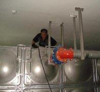 西安新城区水箱清洗服务