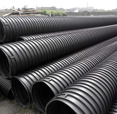 银川HDPE塑钢缠绕管