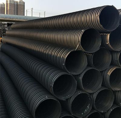 兰州HDPE塑钢缠绕管