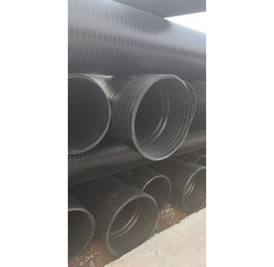 宁夏HDPE中空壁缠绕管