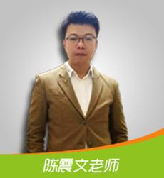 陈震文老师