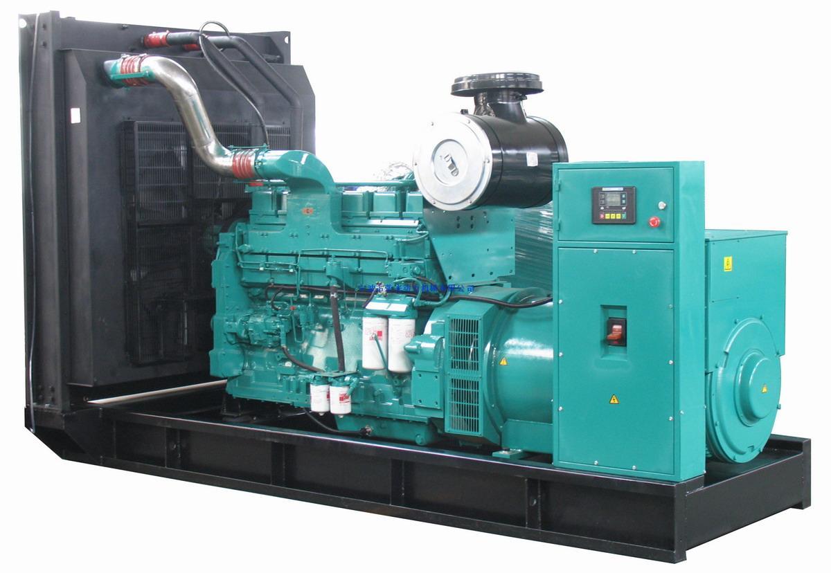 对柴油发电机组高如何选择合适的。