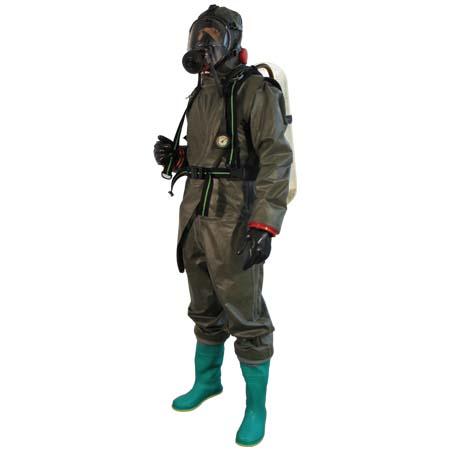GTIM 气密性防护服