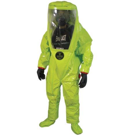 气密性防护服
