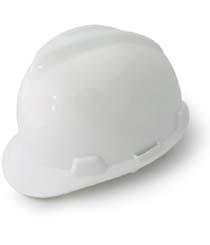 安全帽-白色