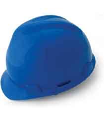 安全帽-蓝色