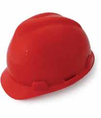 安全帽-红色