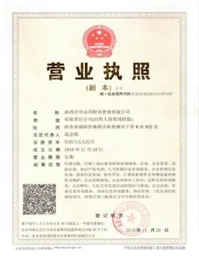 咸阳财务管理公司
