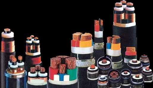 低烟无(低)卤阻燃、 耐火电线电缆