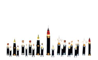 聚氯乙烯绝缘护套控制电缆