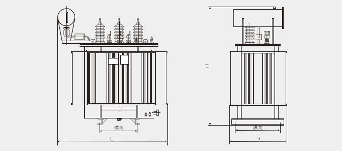 35KV级S9系列油浸式配电变压器
