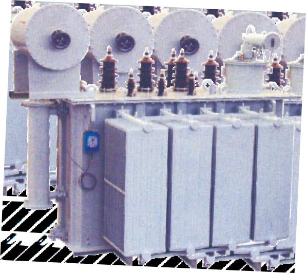 35 KV级SZ9 系列有载调压油浸式电力变压器