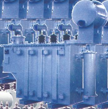 1 OKV级SZ9 系列有载调压油浸式电力变压器
