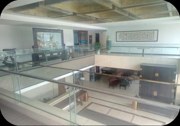 风熙环保办公楼大厅
