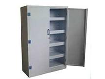 层板可调式药品柜