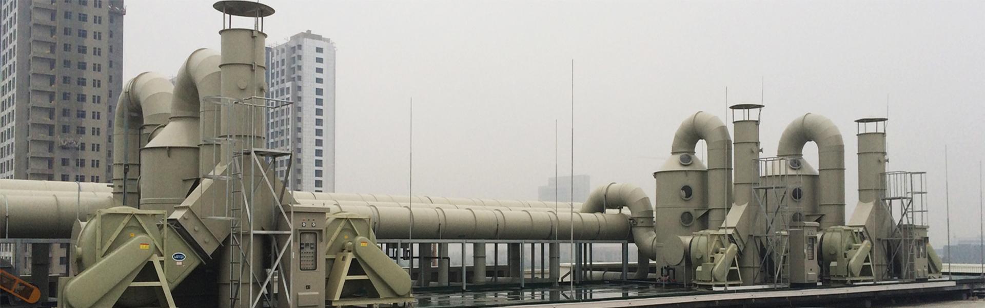 高效废气洗涤塔厂家就找陕西风熙环保