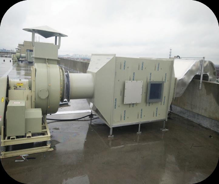 活性炭吸附箱废气处理设备就找陕西风熙环保工程有限公司