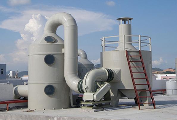 医药行业废气处理方案及流程
