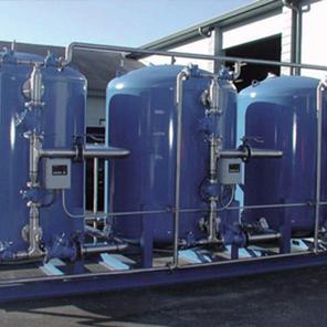 CF型饮用水除氟设备