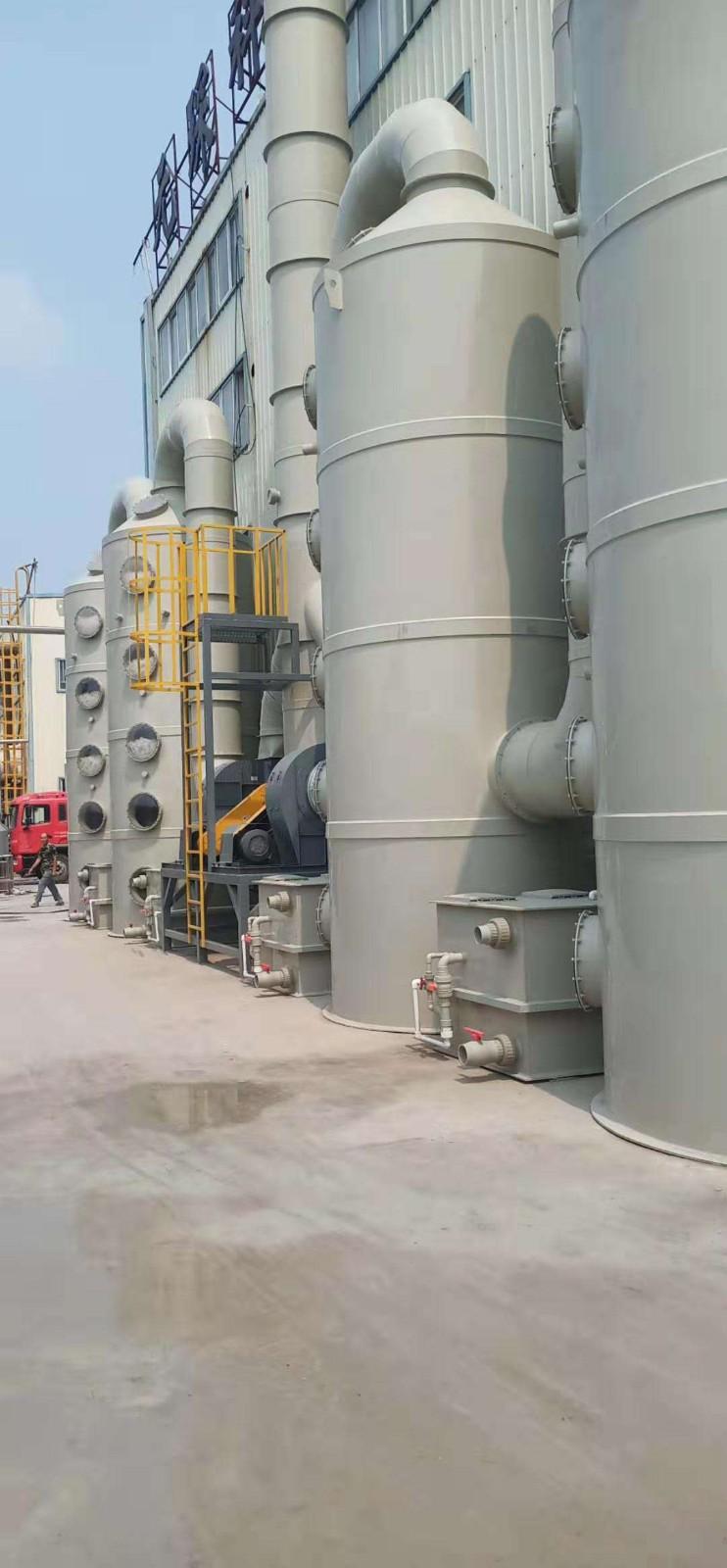 技术解析 | 探索含氮类有机废气的焚烧治理方法