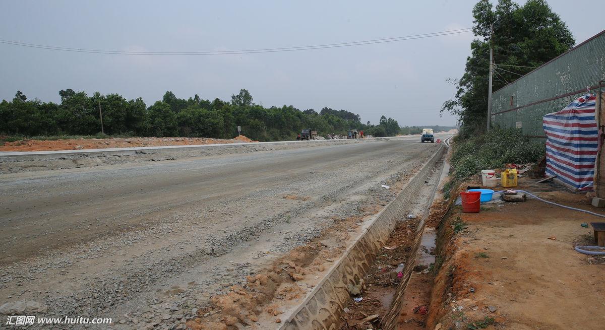 礼泉县道路建设工程
