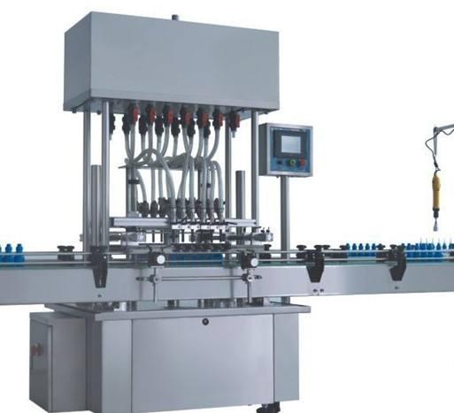 溫州/麗水液體灌裝機設備采用不銹鋼材料制作