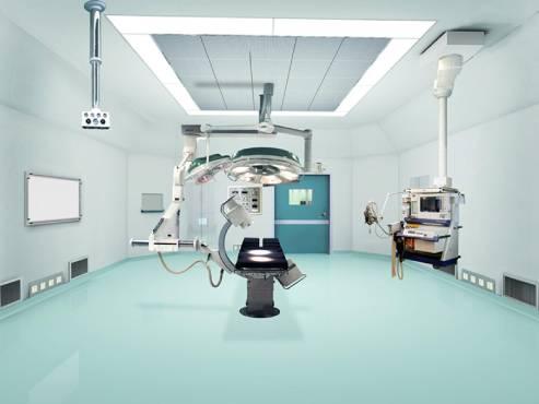 ICU/CCU病房净化工程