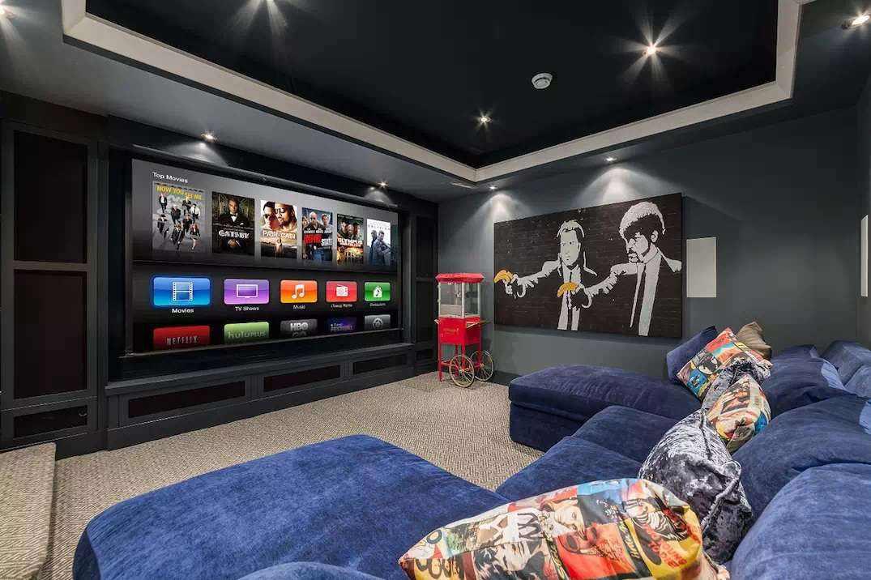 好的家庭影院装修设计的标准是什么