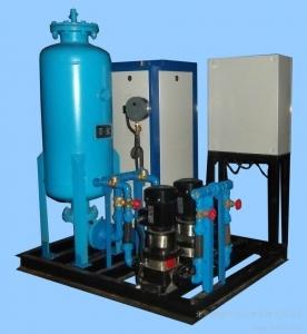 无负压供水设备中无负压罐的原理与作用