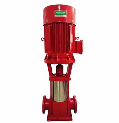 立式多级消防泵在性能结构材料和配套要求