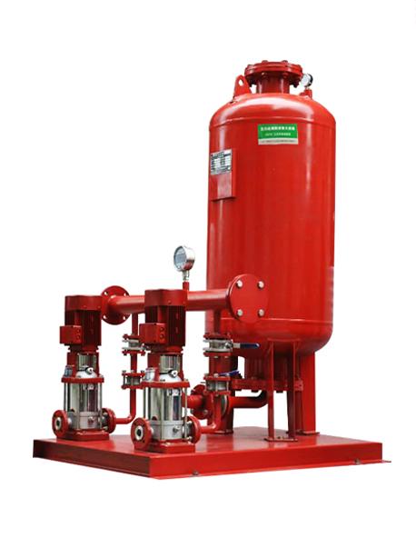 选择卧式单级消防泵符合哪些要求